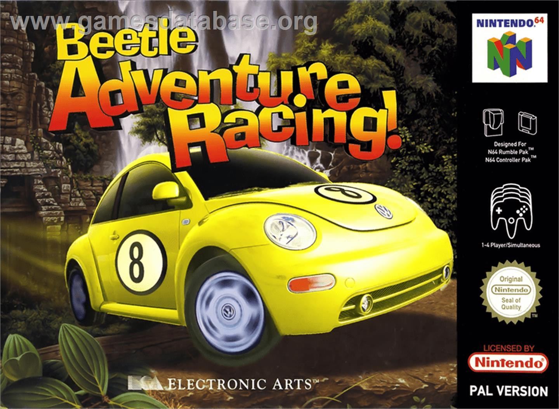Beetle Adventure Racing Nintendo N64 Games Database