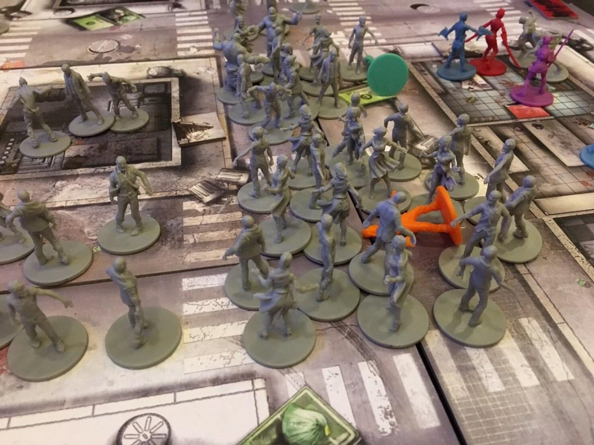 GAME🌐BLOG📺episode39🎲ゾンビサイド-終プレイの巻-「サバイバルゲーム」(ボードゲーム)