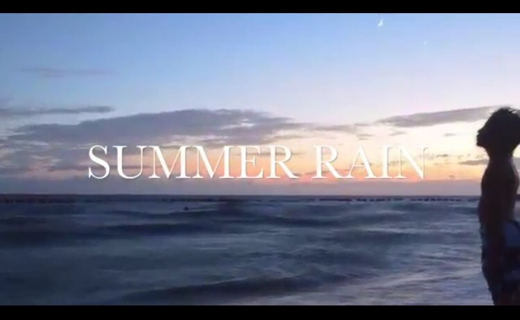 Voice🎤∧( 'Θ' )∧-心に残るボカロ曲【summer rain】-music by WaQ feat.Megurine Luka