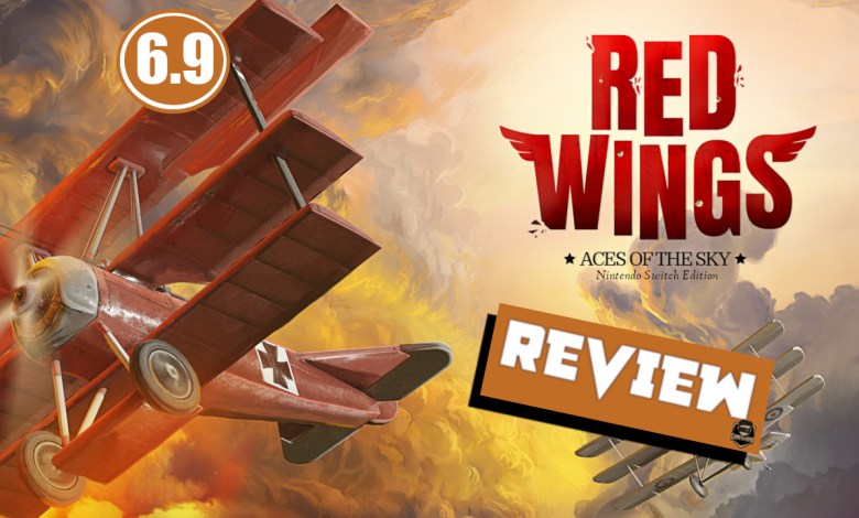 Red Wings: Aces of the Sky Review