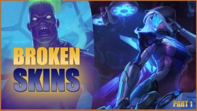 LoL Broken SKins