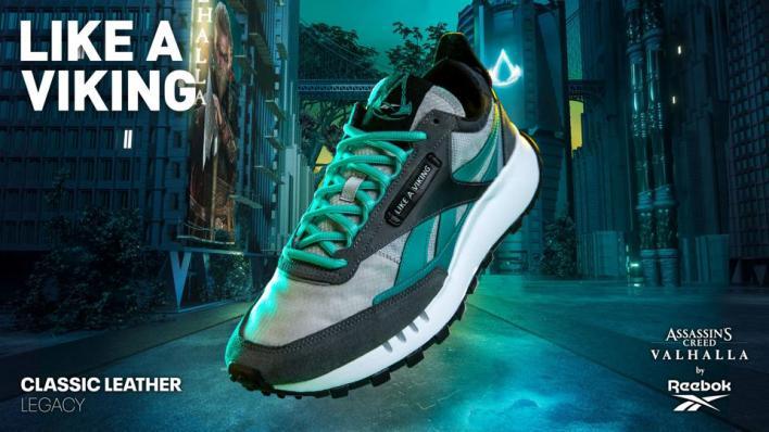 Assassin's Creed Valhalla παπούτσια από την Reebok