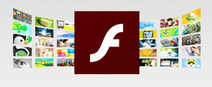 adobe flash player games