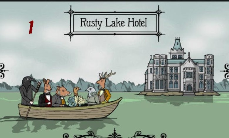 Το Rusty Lake Hotel είναι διαθέσιμο δωρεάν στο Steam