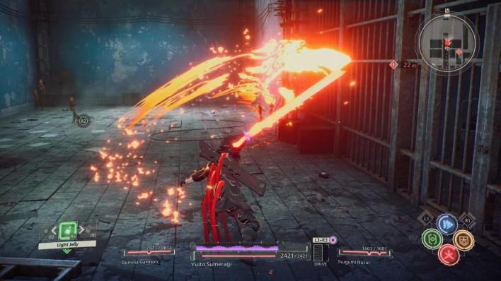 Scarlet Nexus Review