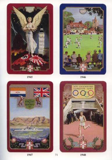 Complete guide to the Worshipful Companies Playing Cards