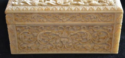 Ivory Counter Box