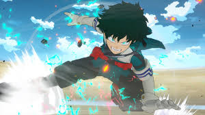My Hero One's Justice Crack