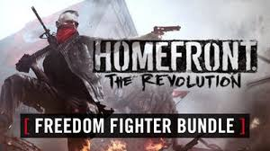 Homefront The Revolution Freedom Crack