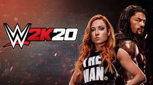 WWE 2k20 Crack