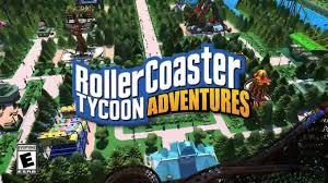 Rollercoaster Tycoon Crack