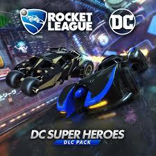 Rocket League Dc Super Heroes Crack