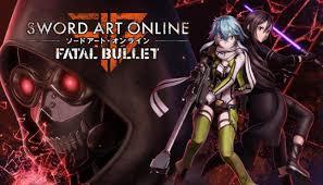 Sword art Online Fatal Bullet Crack