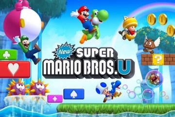 Nuevos modos de New Super Mario Bros. U