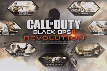 CoD: Black Ops 2 Revolution DLC