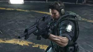 Resident Evil Revelations Chris Redfield