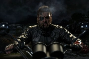 Metal Gear Solid V: The Phantom Pain y Ground Zeroes oficial