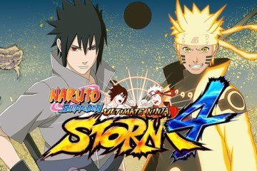 Naruto Shippuden: Ultimate Ninja Storm exclusivo de next-gen