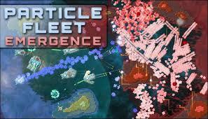 Particle Fleet Emergence Crack