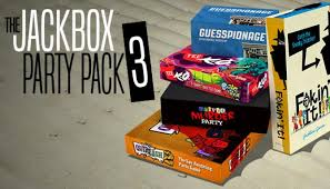 The Jackbox Party Pack 3 CrackThe Jackbox Party Pack 3 Crack