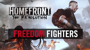 Homefront The Revolution Freedom Fighter  crack