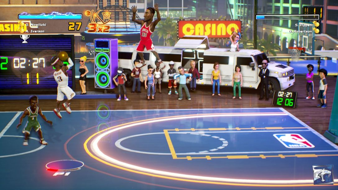 NBA Playgrounds PREVIEW