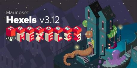 Marmoset Hexels v3.1.5.8412 Free Download