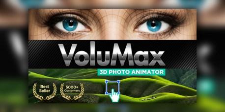VideoHive – VoluMax – 3D Photo Animator 4.3 Pro Free Download