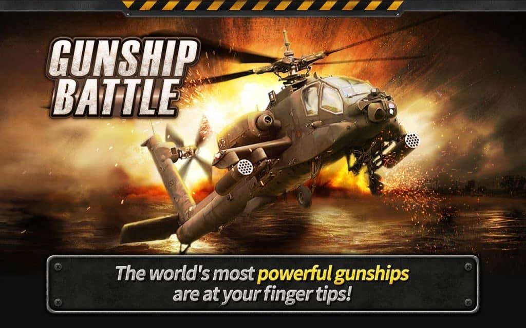 Скачать бесплатно игру gunship battle на компьютер