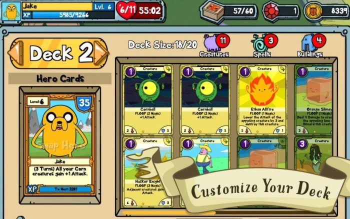 Card Wars - Adventure Time download free