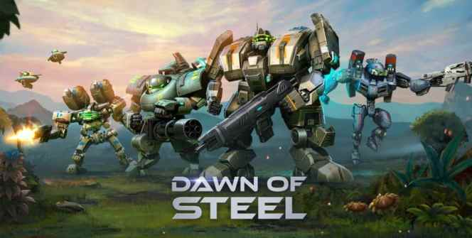 Dawn of Steel for pc