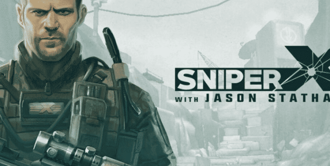 Sniper X with Jason Statham for PC