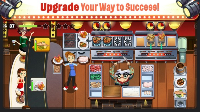 Cooking Dash 2016 download free