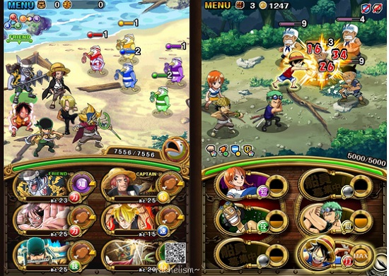 One Piece Treasure Cruise download free