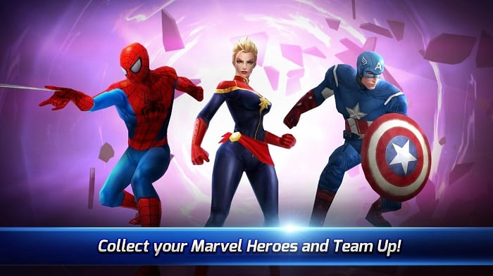 download MARVEL Future Fight free