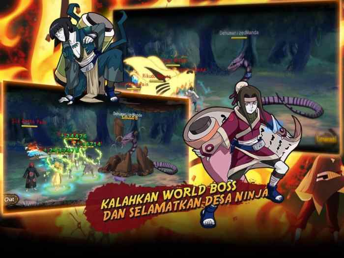 download Shinobi konoha Heroes win
