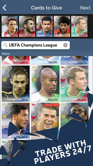 download Topps Kick 2016 free