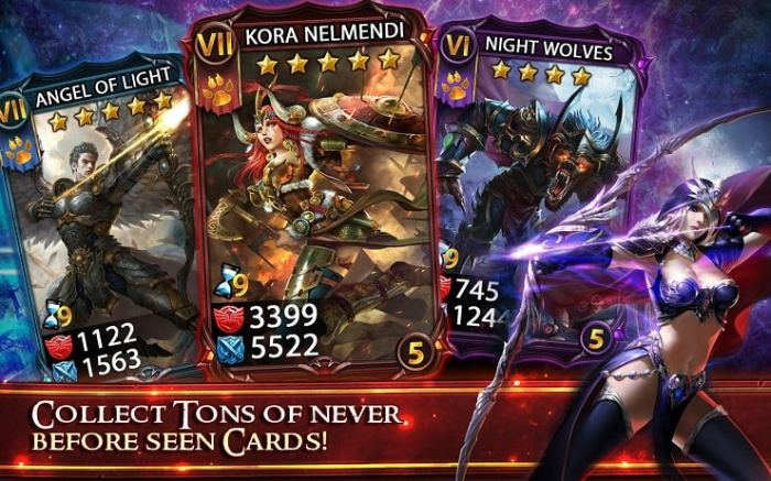 download Deck Heroes Legacy free