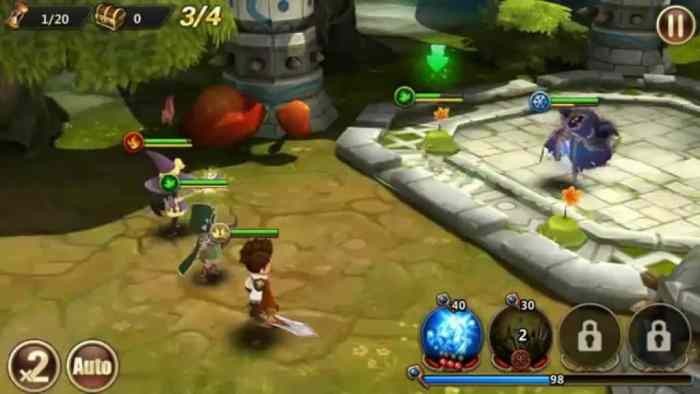 download Shards of Magic free apk