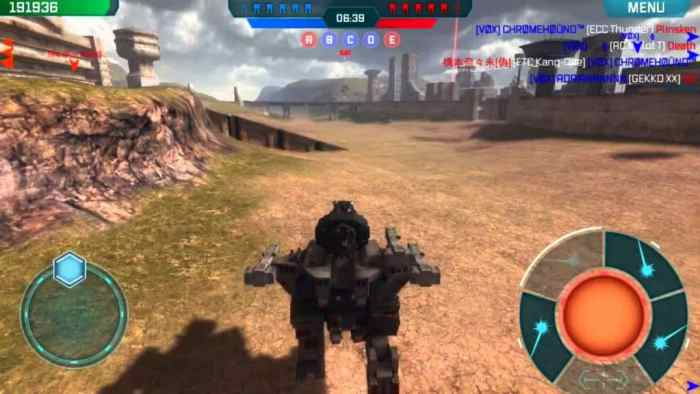 download Walking War Robots free