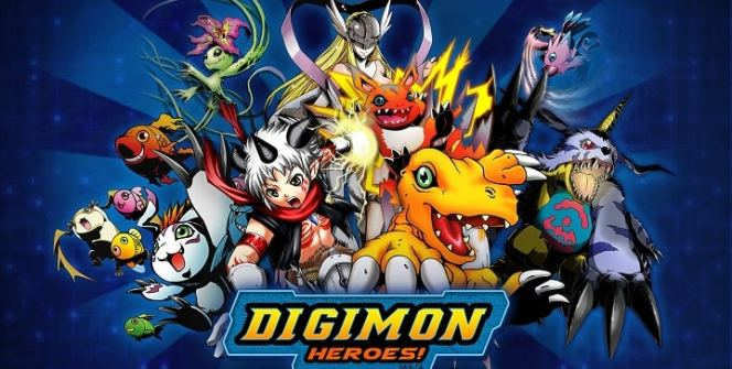 Digimon Heroes for pc