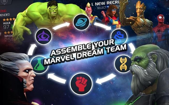 download MARVEL Contest of Champions free