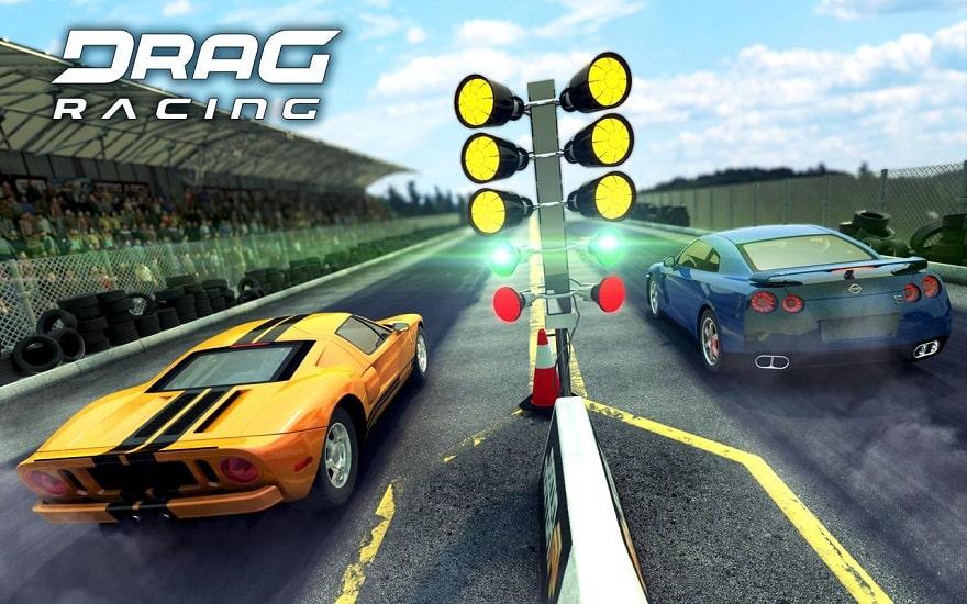 Drag racing игра скачать на пк