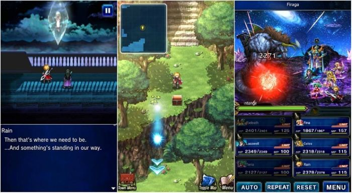 download Final Fantasy Brave Exvius free