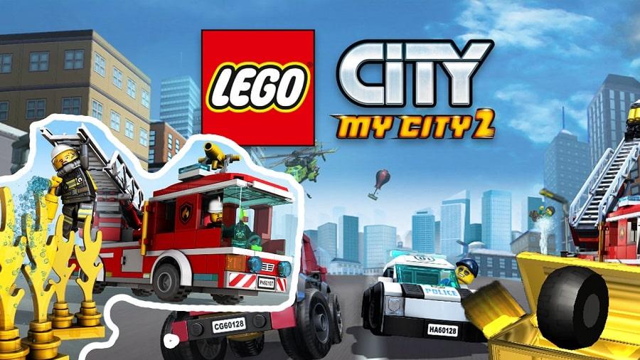 Lego city my city скачать на пк