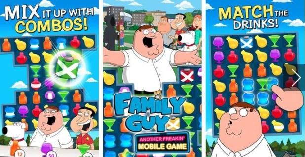 Family Guy Games Free