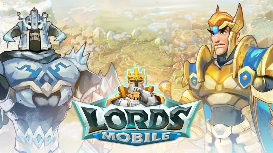 Lords Mobile for PC – Free Download