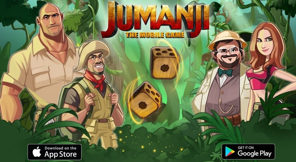Jumanji: The Mobile Game for PC – Free Download