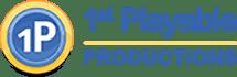 1st Playable Logo