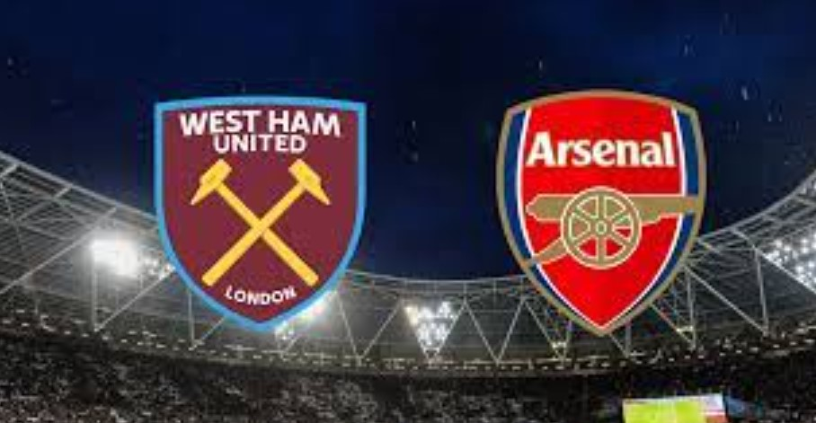 Link Streaming West Ham United vs Arsenal